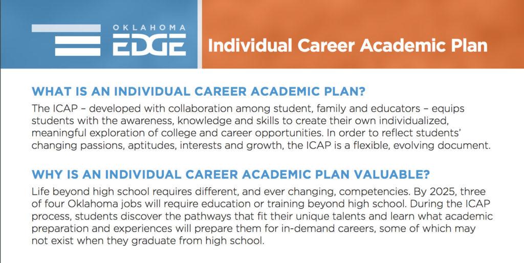 ICAP Individual Career Academic Plan